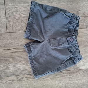 3/$12 U.S. Polo toddler Boy shorts 24M